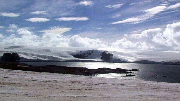 Hope Bay, Antarctic Peninsula, Antarctica