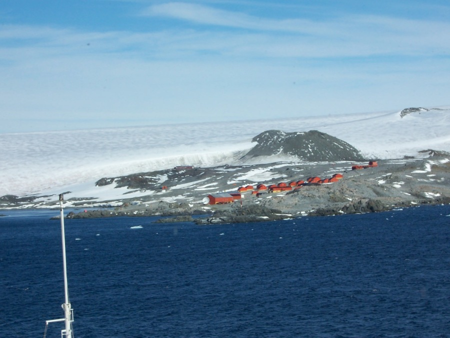 Argentine Esperanza Base, Hope Bay, Antarctica