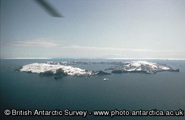 Deception IslandPhoto Credit: British Antarctic Survey www.antarctica.ac.uk