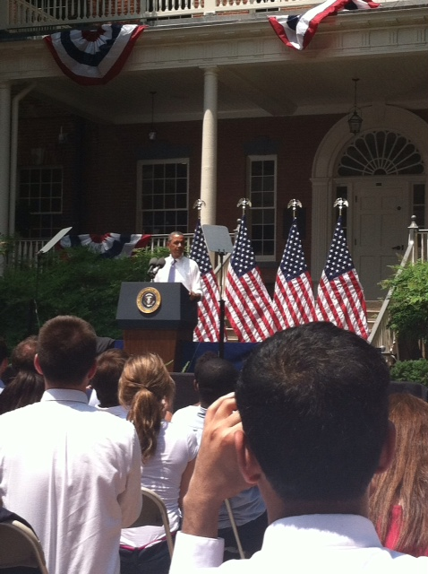 """President Obama released his """"Climate Action Plan"""" during a speech last week at Georgetown University."""