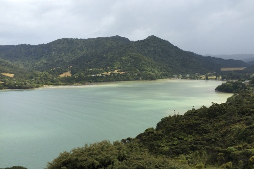 A lovely scene at Huia bay.