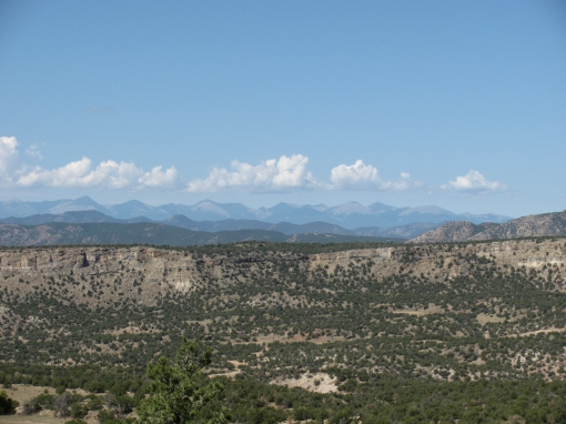 Garden Park Fossil Area, near Cañon City, CO