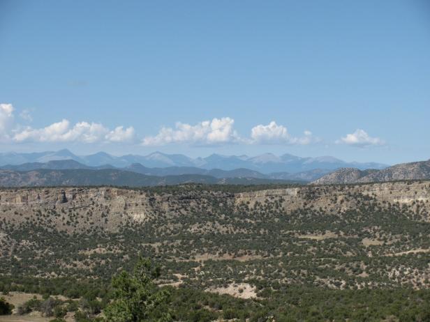 Garden Park Fossil Area, near Cañon City, CO