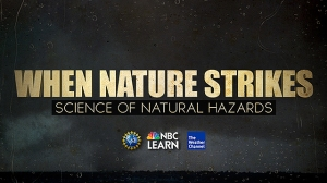 Logo for the video series. Credit: NSF, NBC Learn, and the Weather Channel.