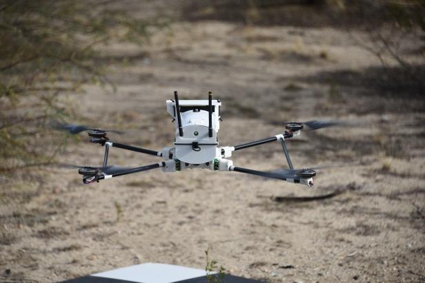 USGS-drone