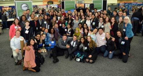 On to the Future, students, mentors, Geological Society of America, OTF