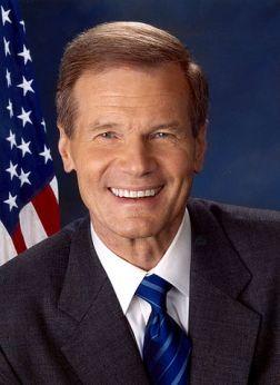 Bill Nelson, U.S. Senator from Florida