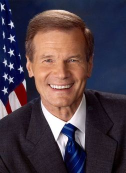 Bill Nelson, U.S. Senator from Florida