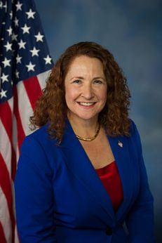 Rep. Elizabeth Esty - Member of the U.S. House of Representatives from Connecticut's 5th district