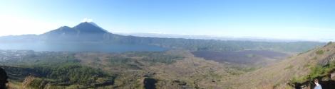 Batur panorama