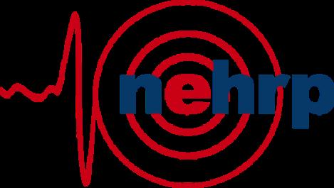 National Earthquake Hazards Reduction Program (NEHRP) logo; photo credit: nehrp.gov