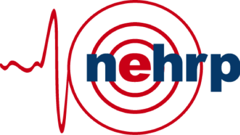 National Earthquake Hazards Reduction Program (NEHRP) logo; photo credit: nehrp.gov