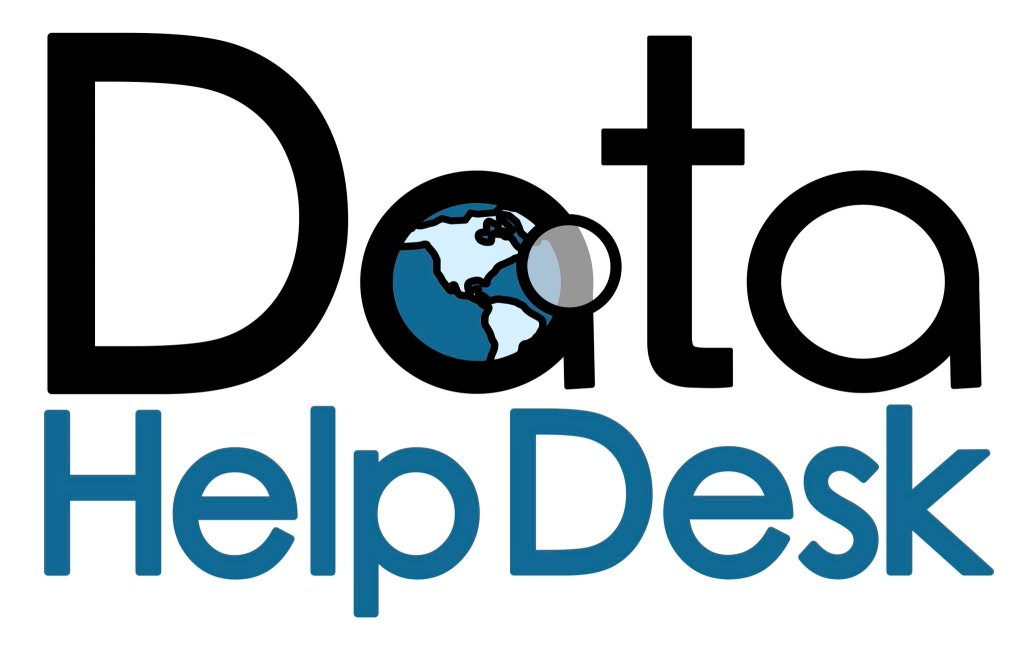 Data Help Desk Logo